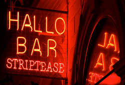 Hallo Striptease Bar